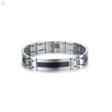 dernier bracelet en acier inoxydable connecté, bracelet mince
