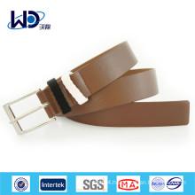 Flat Fashion PU Men Waist Belts