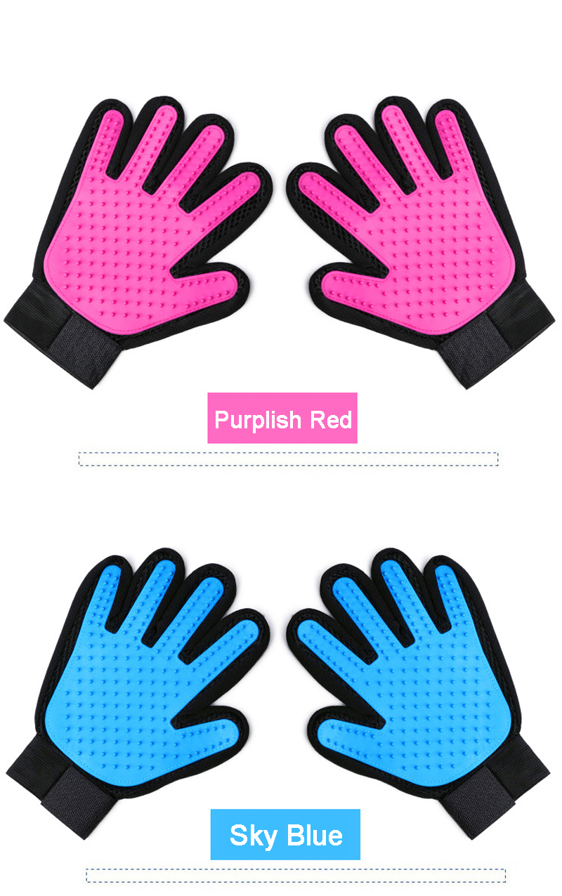 Pet Grooming Glove (28)