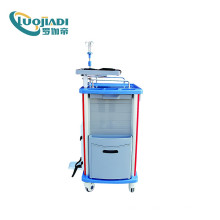 Medical Equipment Emergency Treatment Trolley with Drawer