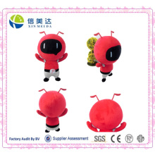 Cartoon Red Ant Soft Toy Chinese Plush Toy
