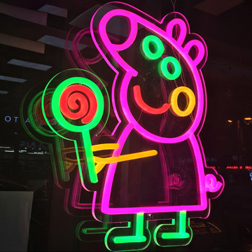 LUCE AL NEON LED PEGGY