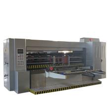 Automatic Corrugated Carton Rotary Die Cutter Machine /pizza Box Making Machine Machinery & Hardware Film Plastic Semi-automatic