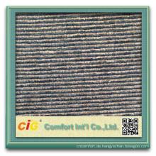 spätester Entwurf Chenillegewebe für Wohnzimmer Sofa texitle Großverkaufpolyestergewebe und Nylongewebe