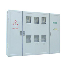 Single-Phase Meter Box for 6PCS Meters