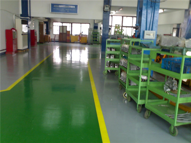 epoxy coatings for concrete floors