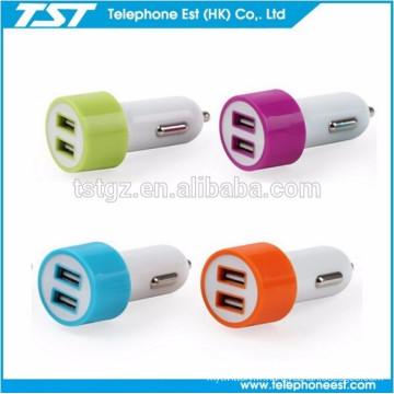 TST téléphone mobile double usb chargeur voiture