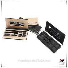 2018 maquillage cosmétique carton boîte à paupières emballage