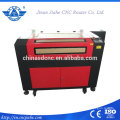 Small 6090 co2 laser wood carving machine from China