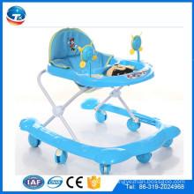 New blue Europe plastic baby walkers/round plastic kisa walkers/baby carrier