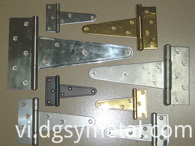 Door hinges