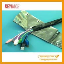 PVC-Knopf-Aluminiumfolie, die Verpackungsbänder abschirmt