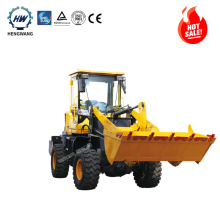 ZL 920 Mini Loader 4 Wheel Drive Tractor With Front wheel Loader