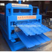 Farbe Stahlmetalldachziegel, der Maschine herstellt