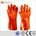 Importadores de luvas pvc Luvas revestidas de PVC Luvas resistentes a produtos químicos
