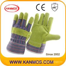 88cbsa Industrial Safety Cowhide Split Leather Work Gloves (11001)