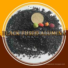 Black Fused Alumina/ Corundum powder for polishing wax