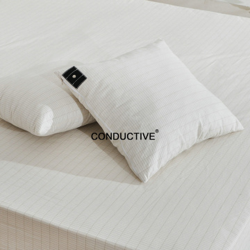 Ebay Venta caliente Earthing Bed Flat Sheets