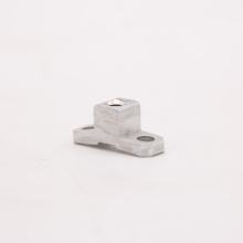 Precision Machined Aluminium Bracket Part