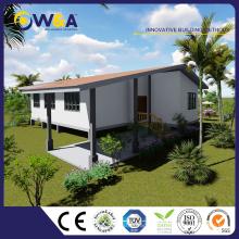 (WAS3507-122D)Китай сборные модульных домов для современного здания галереи