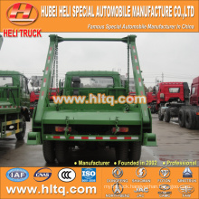 170hp 4x2 DONGFENG 8cbm arm roll garbage truck for sale trash collecting truck quality assurance best price