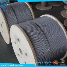 Fornecimento de SUS304 aço inoxidável 316 fio de aço inoxidável