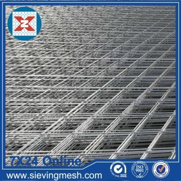 Panel de malla de alambre de refuerzo de hormigón
