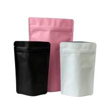 Sacs de chanvre en plastique noir Sac comestible résistant aux enfants