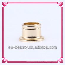 Glänzender goldener Aluminiumkragen FEA 15mm für Duftstoffe