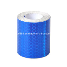 "New 2""X10′ 3m Blue Reflective Safety Warning Conspicuity Tape"