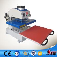 2015 CE Zertifikat automatische pneumatische T-Shirt-Hitze-Presse-Maschine
