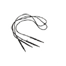 Gotejador de seta reta de quatro ramos de alta qualidade