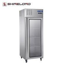 FRCF-3-1 FURNOTEL Glass Door Heavy Duty Refrigerator Fancooling Upright Chiller