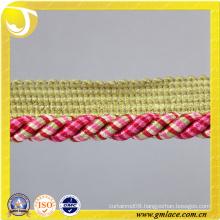 customized decorative Rope for Cushion Decor Sofa Decor Living Room Bed Room