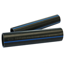 HDPE Plastic Tubes  Agriculture Drainage Pe100 Drip Irrigation Water Pipe