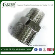 Pneumatic equipment/pipe brass fitting
