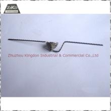 Alambre trenzado de tungsteno-Filtro de tungsteno-Elemento de calentamiento de tungsteno