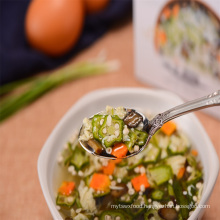 Eco-Friendly Natural Factory made Customized instant soup
