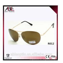 Gafas de sol unisex del estilo del estilo europeo con 10 pedazos MOQ