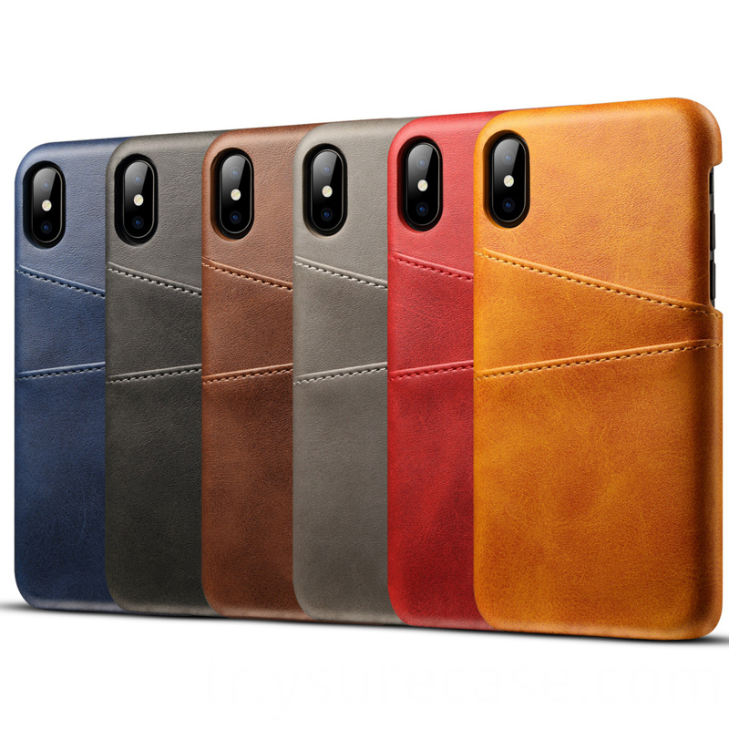 High Quality Pu Leather Cell Phone Case