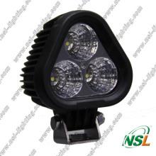 Luz de trabajo LED de 30W, Luz de conducción CREE LED superior, Faro de 12V