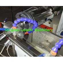 Tubo de PVC reforçado, máquina de extrusão de tubo de PVC flexível