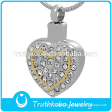 palty jewelry ash necklace pendant jewelry wholesale 2015 latest charm pendant cremation urn