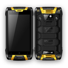 4.5 pouces 4G Mt6735 Quad Core Rugged Smart Phone