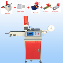Ultrasonic Cloth Trademark Cutting Machine