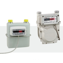 Wired Direct-Reading Remote Transmission Gas Meter System