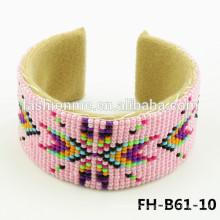 mode larges bracelets traditionnels indiens