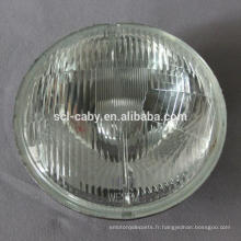 SCL-2014030483 pièces de moto chinoises JAWA350 led projecteurs phares