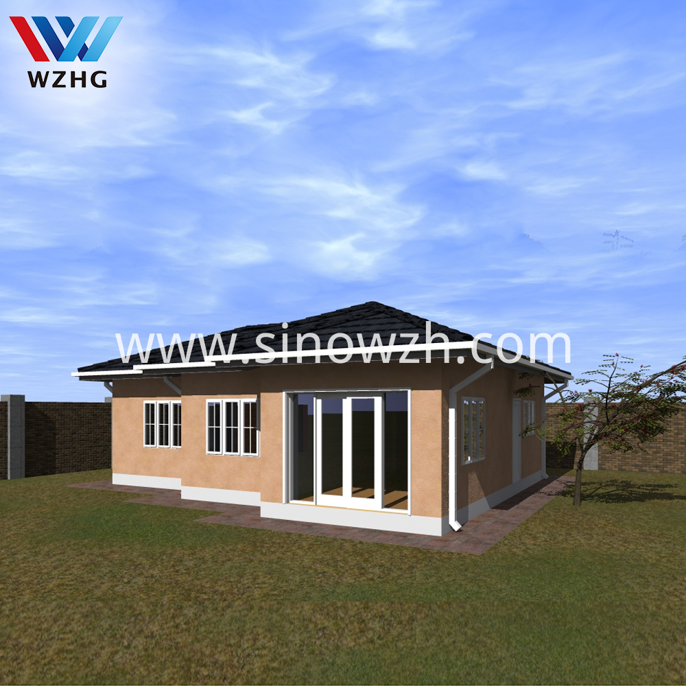 Luxury Prefab House Made In China