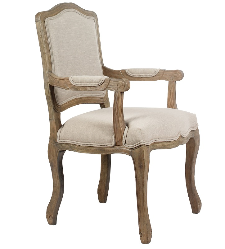 Ghost Classic Restaurant Dinning Wood Arm Chairs